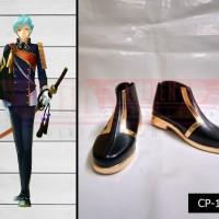Sepatu Cosplay Touken Ranbu Ichigo Hitofuri