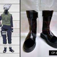 Sepatu Cosplay Naruto Shippuden Hatake Kakashi