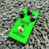 Efek Gitar MXR M193 GT-OD [ MXR M193 ] Efek Pedal