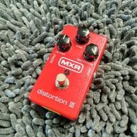 Efek Gitar MXR M115 Distortion III [ MXR M115 ] Efek Pedal