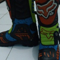 Sepatu Motor Cross Fox Touring / Trail