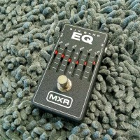 Efek Gitar MXR M109 SIX Band EQ [ MXR M109 ] Efek Pedal