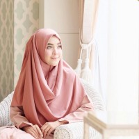 BIG - Pashmina Instan Sala / Pashtan Jilbab Instan / Kerudung Polos