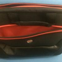 Tas Selempang Laptop Ducati original (Messenger Ducati Corse) - Import