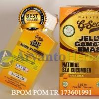 Obat Batuk / Asma / filek /Sinusitis /Alergi Walatra G-Sea Jelly Gamat