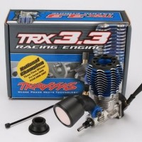 5407 Traxxas TRX 3.3 RC Truck Racing Engine IPS Shaft Recoil Pull Star