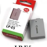 Baterai LP-E5 Untuk Kamera Canon