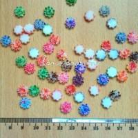 Resin Bunga 3D