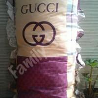 Bantal Cinta Motif Gucci