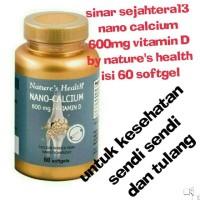 Nano calsium vitamin nutrisi tulang dan sendi produck original