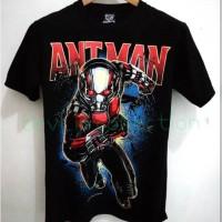Kaos tshirt t-shirt Antman Ant man superhero import bangkok Thailand