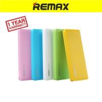Power Bank Remax Candy Slim 5000 mAh Dual USB Port Original