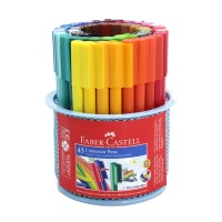 Faber-Castell Connector Pen Mesh Tin 45