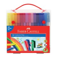 Faber-Castell Connector Pen Set-30 Gift Set