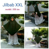Jilbab Dewasa Instan Instant Serut Non Serut Bahan Kaos PE