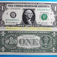 Uang Kuno Mahar Pernikahan Koleksi 1 Dollar Amerika usd
