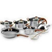 Panci Set Stainless Steel / Eco Cookware Set 12 + 2 pcs Oxone OX-933