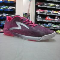 Sepatu Futsal Specs Swervo Thunderbolt IN - Dark Currant