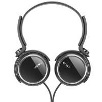 SONY Extra Bass Headphones MDR-XB250 - HITAM