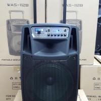 KREZT WAS-112B - PORTABLE SOUND SYSTEM