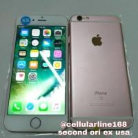 Iphone 6s 16Gb Rosegold Second Mulus Ex International