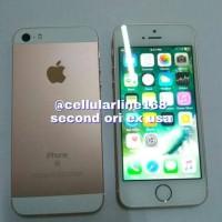 Apple Iphone SE 64Gb Rosegold Second mulus, ex internasional