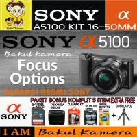SONY ALPHA A5100 KIT 16-50MM / SONY A5100 / A5100