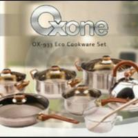 OXONE OX 933 - PANCI SET/ECO COOKWARE SET