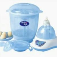 Babysafe multifunction bottle sterilizer LB802