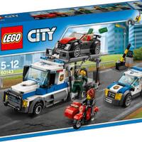 LEGO 60143 - City - Auto Transport Heist