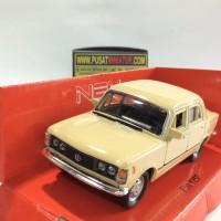FIAT 125P - SKALA 1:36 - WELLY (DIECAST-MINIATUR)