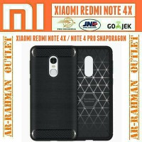xiaomi redmi note 4x note4 pro snapdragon armor ipaky carbon soft case