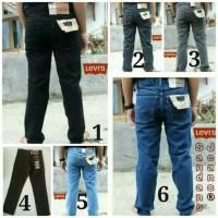 Celana Jeans Jumbo Size 39-44