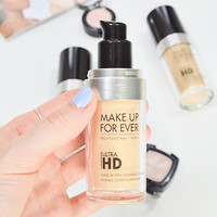 Make Up For Ever Ultra HD Foundation  30 ml