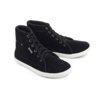 Sepatu Anak Sekolah SD / Cibaduyut / Warna Hitam / Anak Laki Perempuan