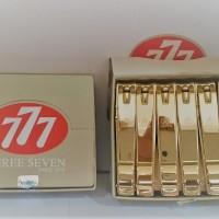 Gunting Kuku 777 Original Made in Korea Ukuran Besar 777 Gold Stainles