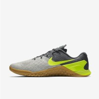 Sepatu Training Nike Metcon 3 Dark Grey Original 852928-004