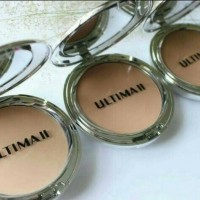 ULTIMA II DELICATE CREME POWDER MAKE UP PAKAI CASE