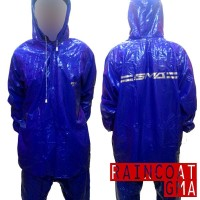 Jas Hujan Karet PCV Original GMA Raincoat Legenda