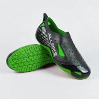 Sepatu Motor Biker new ALL BIKE GREEN Karet pvc ALLBIKE HIJAU AP BOOTS - 39