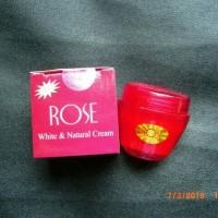 CREAM ROSE/ KRIM ROSE White and Natural Cream ORIGINAL