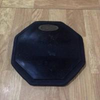 Pad Drum Practice Pad 6 inch Hitam Neats