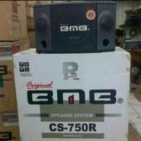 speaker pasif 8 inch karouke bmb cs 750 R original sepasang