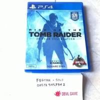 Rise Of Tomb Raider PS4 Mulus