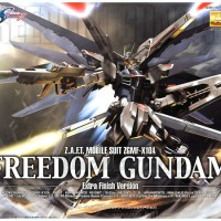 Bandai 1/100 MG Freedom Gundam Extra Finish