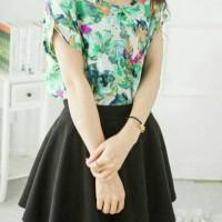 baju atasan wanita import korea