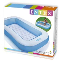 Intex 57403 Kolam Renang Anak [166cm x100cm] / Rectangular Baby Pool
