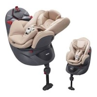Aprica Fladea Car Seat DX Brown - Pre Loved