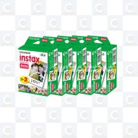 Fujifilm Instax Mini Instant Color Film isi 20 lembar x 5 pack