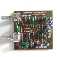 Kit Aktif Filter Subwoofer 229